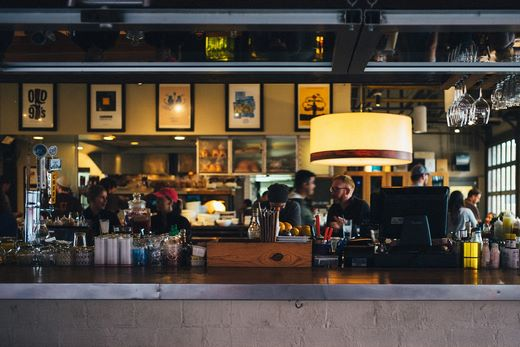 Micro-station d'épuration restaurant/hôtel