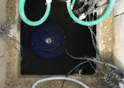 Station d'épuration 150 EH dans un lotissement en Haute-Garonne