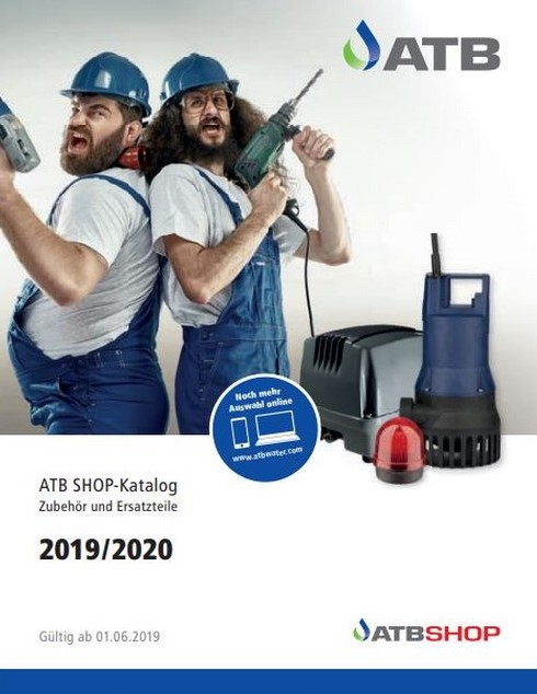 Catalogue ATB France 2019