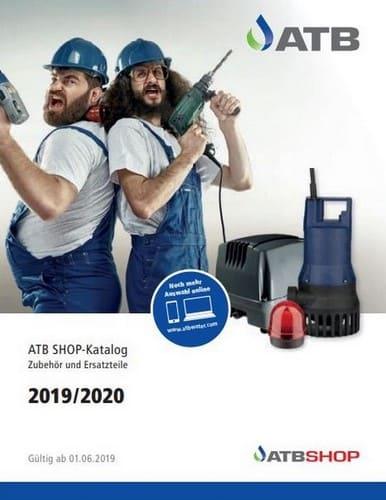 Catalogue ATB France 2019