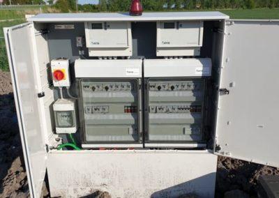 Micro-station d'épuration effluents spéciaux - Loobergue Couvoir David