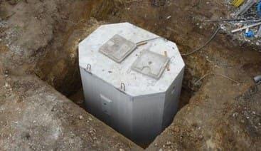 Micro-station d'épuration Puroo en béton