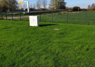 Mini-station d'épuration effluents spéciaux - Loobergue Couvoir David