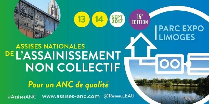 ATB France aux Assises de l'ANC de Limoges – 13 et 14 septembre 2017