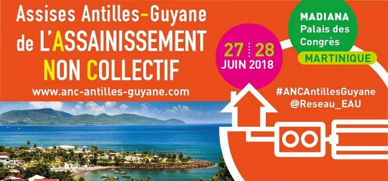 ATB France sera aux Assises Antilles-Guyane de l'ANC les 27 et 28 juin 2018