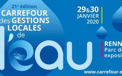 ATB France au 21e Carrefour des Gestions Locales de l'Eau